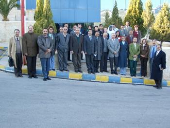 Photo of مؤتمر الحريات الأكاديمية في الجامعات العراقية يختتم جلسة بغداد