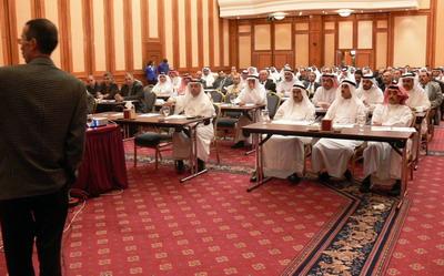Photo of مركز عمّان ينظم دورة مراقبة الانتخابات في البحرين للقضاة وأعضاء النيابة العامة