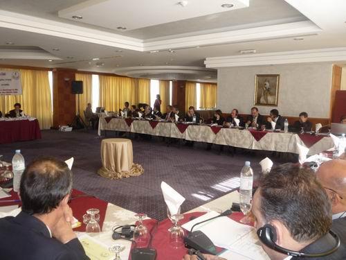 إختتام أعمال المؤتمر الاقليمي حول استقلال المجالس العليا للقضاء