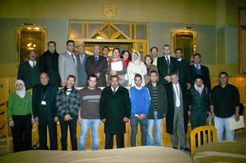 Photo of دورة تدريبية في مجال حقوق المرأة بجامعة الإسراء
