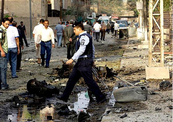 """Photo of قتل الرهائن المدنيين في كنيسة عراقية """"جريمة حرب"""""""