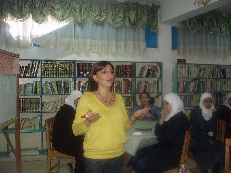 Photo of إطلاق مبادرة (لا للعنف ضد المرأة) ضمن ورشة متخصصة لمركز عمان لدراسات حقوق الإنسان