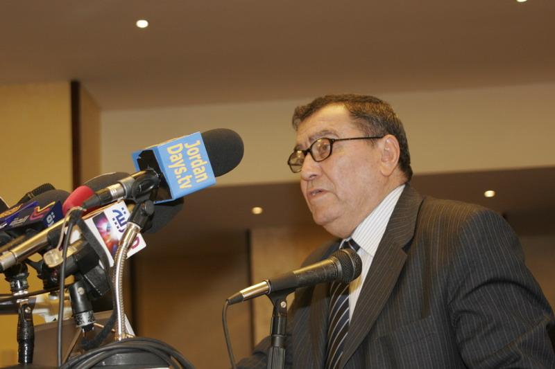 معالي الأستاذ هشام التل وزير العدل اكد في كلمته على ان الدولة التي تحترم حقوق الإنسان، هي دولة الديمقراطية والتقدم وسيادة القانون