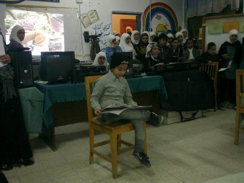 Photo of احتفالات الاعلان العالمي لحقوق الانسان مدرسة اناث البقعة الثانوية الرابعة