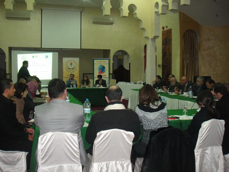 صورة ملخص التقرير النهائي للتغطية الإعلامية للإنتخابات النيابية لعام 2010