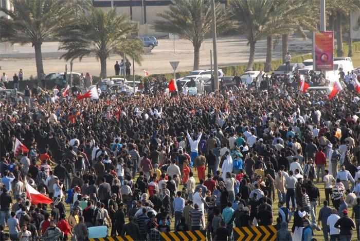 صورة منظمة العفو ترحب بالإفراج عن 23 ناشطاً بحرينياً وتدعو إلى التحقيق