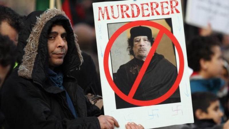 777 منظمة مجتمع مدني من 15 دولة عربية تدين ارتكاب النظام الليبي لجرائم ضد الإنسانية وتطالب الأمم المتحدة باجراءات عاجلة لحماية الشعب الليبي