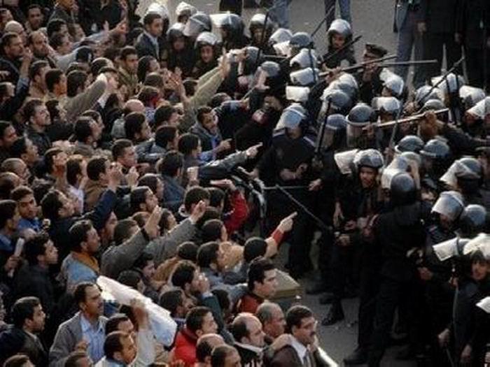 منظمة العفو تدين القمع على أيدي قوات الأمن