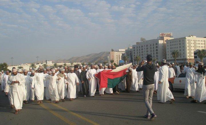 صورة يجب على عُمان أن تكبح جماح قوات الأمن تفادياً لمزيد من أعمال القتل