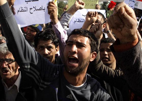المزاعم المتعلقة بالتعذيب الذي تعرض له نشطاء عراقيون تثير المخاوف على المحتجين المعتقلين