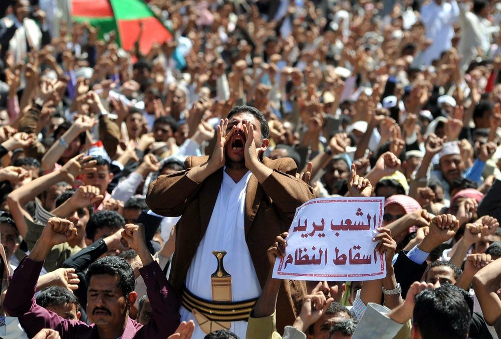 Photo of 737 منظمة مجتمع مدني عربية تدين القمع  و تدعو السلطات اليمنية الاستجابة لمطالب الشعب المشروعة
