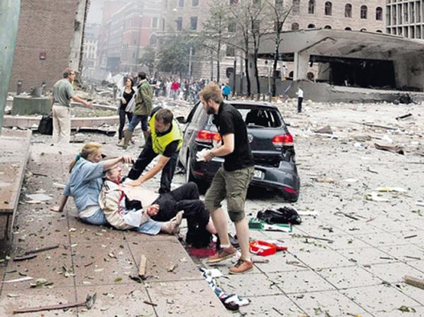 """صورة مركز عمان لدراسات حقوق الانسان  يدين العمل الارهابي الجبان الذي استهدف العاصمة النرويجية """"أوسلو"""""""