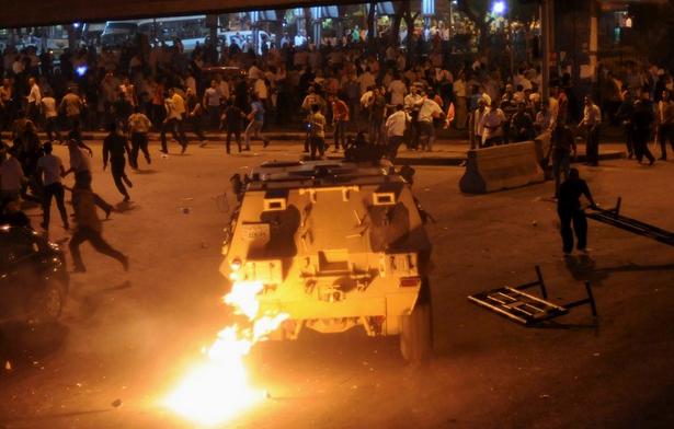 صورة مصر: يجب التحقيق في أحداث العنف ضد المسيحيين الأقباط