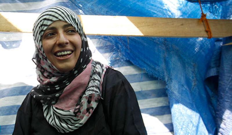 Photo of توكل كرمان: منحي نوبل للسلام تكريم للمرأة اليمنية والعربية والمسلمة