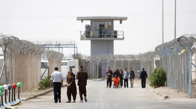 العراق: 65 عملية إعدام خلال أول 40 يوماً من 2012