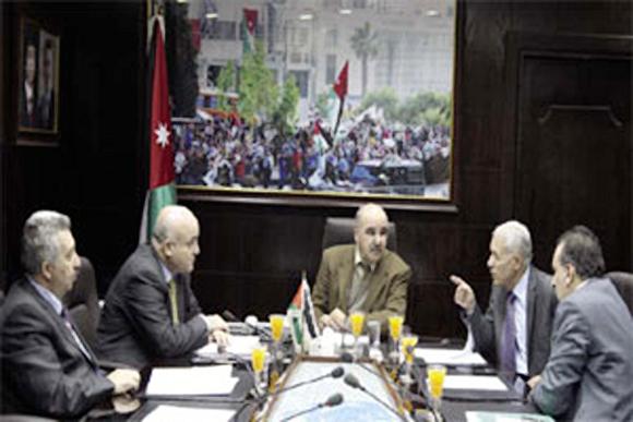 صورة ندوة حول قانون الهيئة المستقلة للانتخابات