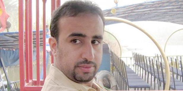 صورة يتعين على سلطات المملكة العربية السعودية إطلاق سراح ناشط مُضرب عن الطعام في السجن