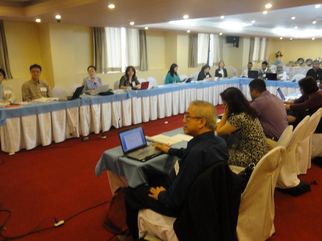 Photo of المؤتمر التشاوري الخامس لمنظمات المجتمع المدني لمنطقة اسيا – والباسفيك