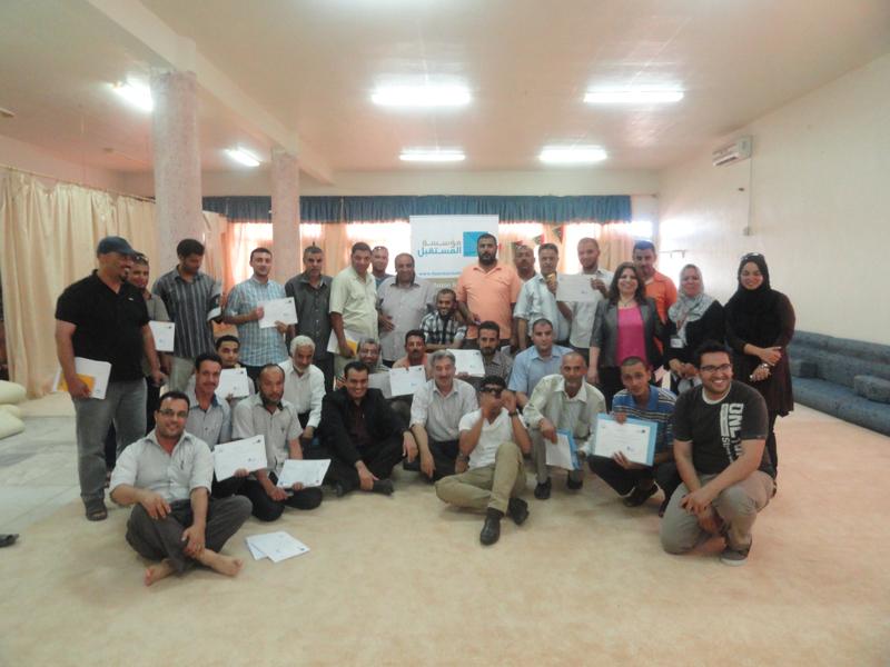 Photo of مؤسسة المستقبل بالتعاون مع مركز عمان لحقوق لدراسات حقوق الانسان ينظمان اربع ورش تدريبية على مراقبة الانتخابات في ليبيا