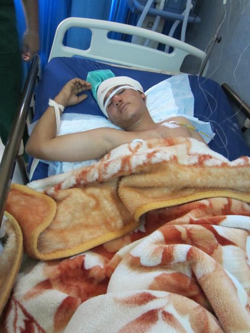 صورة اليمن ـ قوات الأمن تداهم مستشفيات في عدن