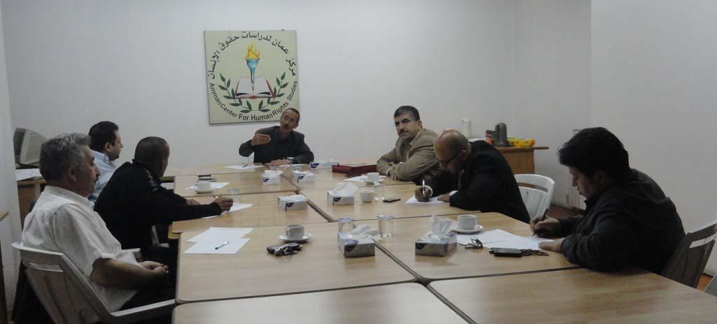 صورة التحالف العربي لعقوبة الاعدام يعقد اجتماعاً في عمان