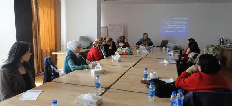 مركز عمان يختتم الدورة التاسعة للدفعة الثالثة من برنامج المعهد الأردني للقيادات النسائية