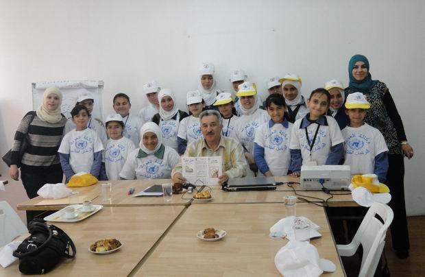 Photo of زيارة مدرسية الى مركز عمان لدراسات حقوق الإنسان