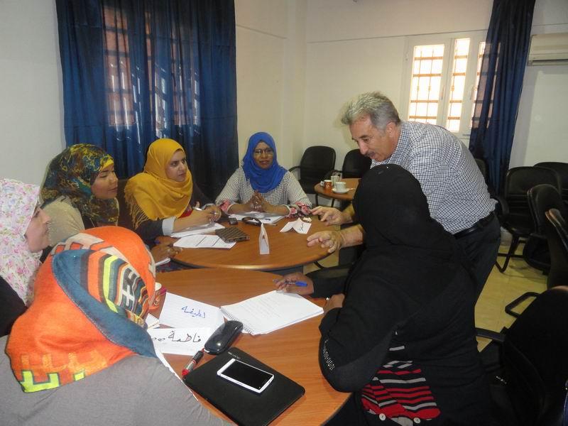 اختتام المرحلة الأولى من برنامج القيادات النسائية في ليبيا