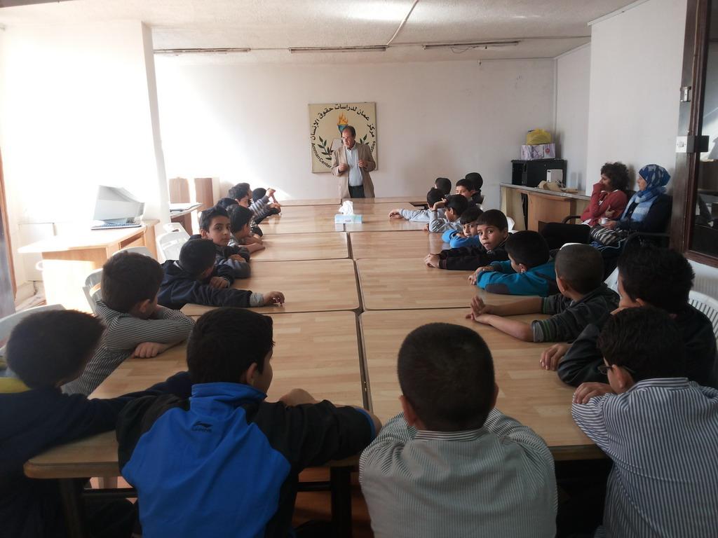 دورة مدرسة الانصار 18-11-2013