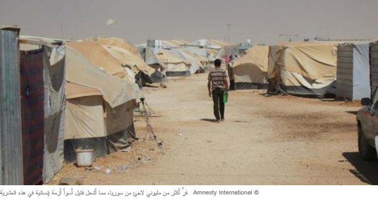 القيود التي يفرضها الأردن على اللاجئين من سوريا تكشف عن حجم العبء الواقع على كاهل البلدان المضيفة