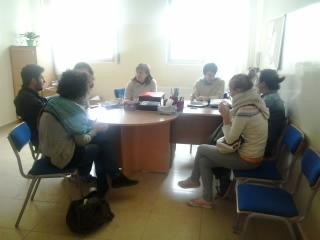 Photo of متطوعو مركز عمان ينفذون زيارة لمركز بيت اللقاء في محافظة مادبا
