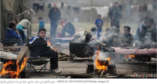 """صورة أوروبا """"القلعة الحصينة"""": الموقف من اللاجئين السوريين عارٌ لم يعد خافياً"""
