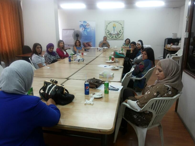 Photo of لقاء موسع لخريجات برنامج القيادات النسائية