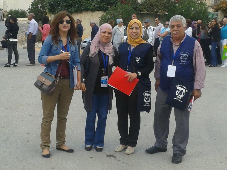 Photo of انتخابات شفافة ونزيهة ومشاركة معقولة