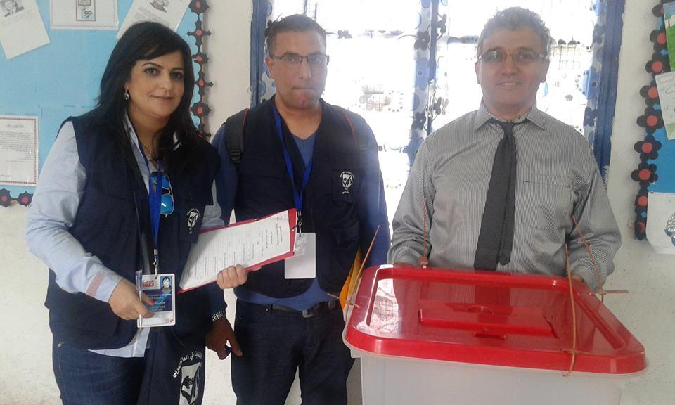 Photo of شبكة الانتخابات في العالم العربي تراقب انتخابات الرئاسة التونسية
