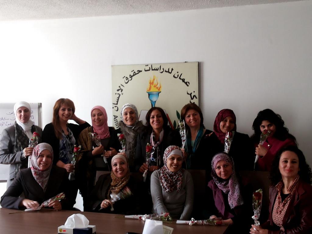 Photo of اختتام الدورة الأولى للمشاركات في الدفعة الخامسة في برنامج المعهد الاردني للقيادات النسائية