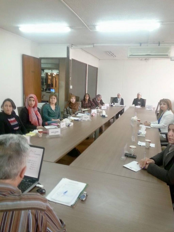 Photo of اختتام الدورة الثانية للمشاركات في الدفعة الخامسة في برنامج المعهد الأردني للقيادات النسائية
