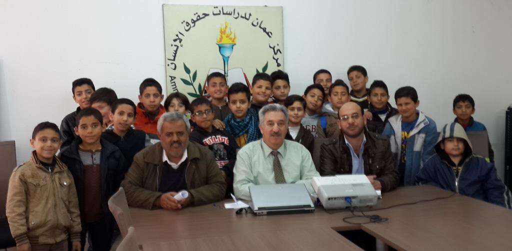 Photo of زيارة مدرسة ذكور النزهة الابتدائية الثانية