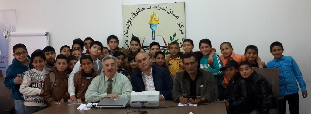 Photo of زيارة مدرسة ذكور النزهة الابتدائية الاولى