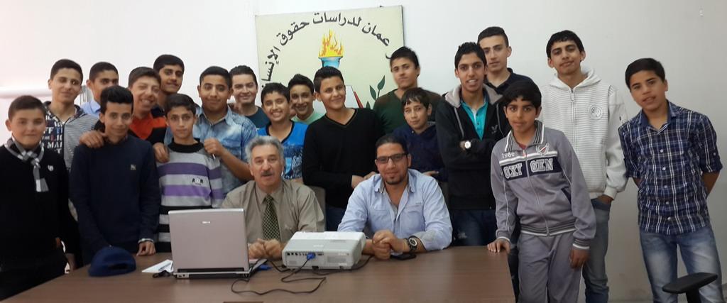 Photo of زيارة مدرسة ذكور الهاشمي الاعدادية الأولى