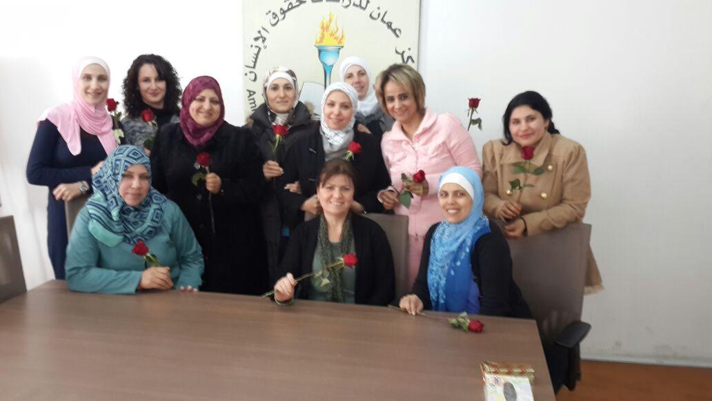 Photo of اختتام الدورة الثالثة للمشاركات في الدفعة الخامسة في برنامج المعهد الأردني للقيادات النسائية