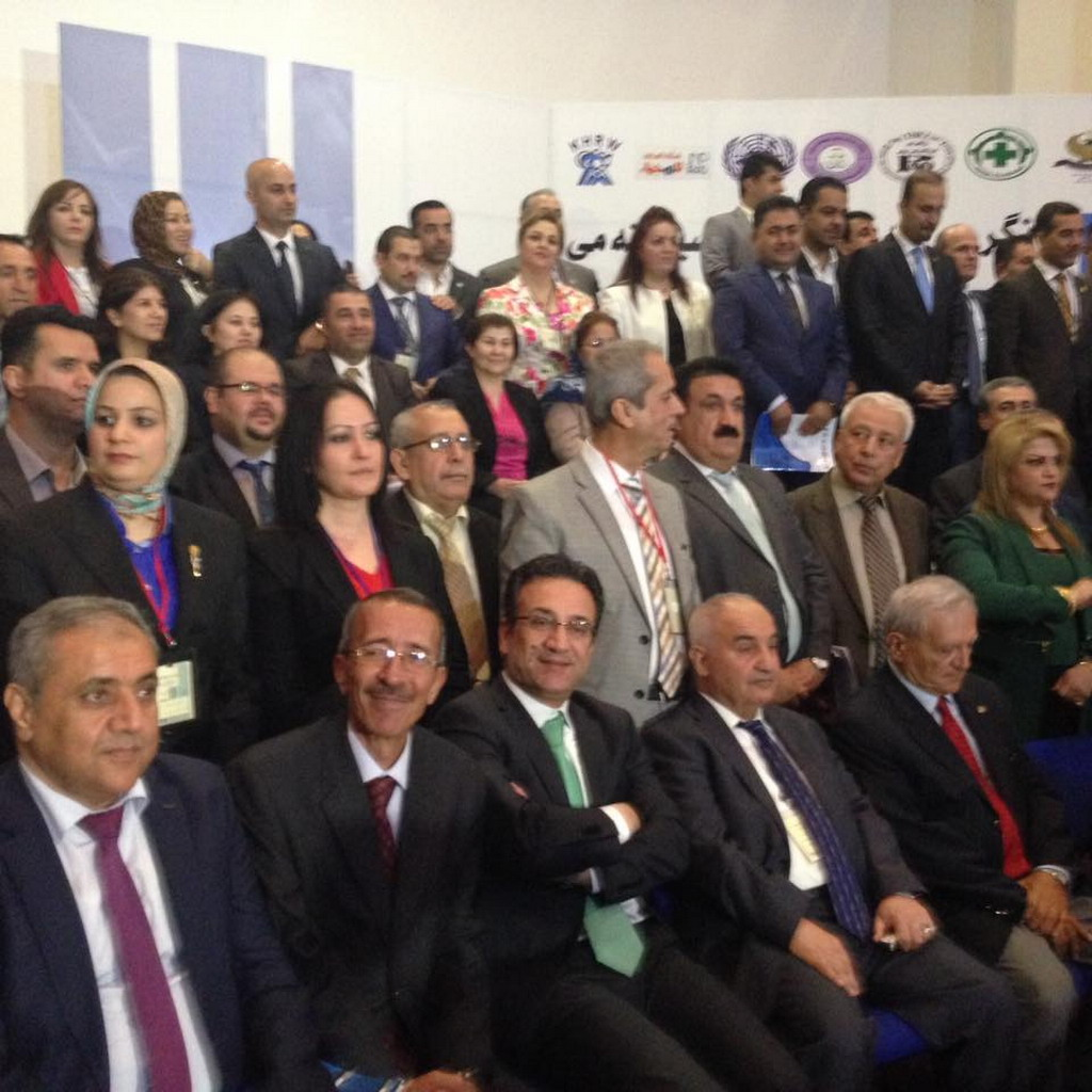 Photo of مركز عمان يشارك في مؤتمر تطوير النظام القضائي في اقليم كوردستان العراق