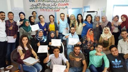 Photo of ورشة عمل حول الحكم الرشيد في عجلون