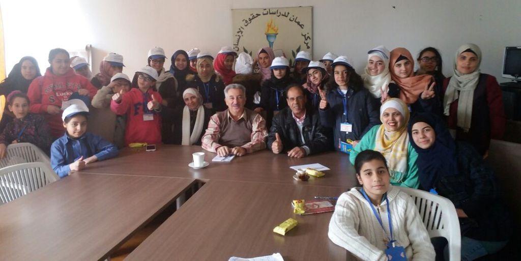 Photo of لقاء طلابي توعوي بالمساءلة الاجتماعية