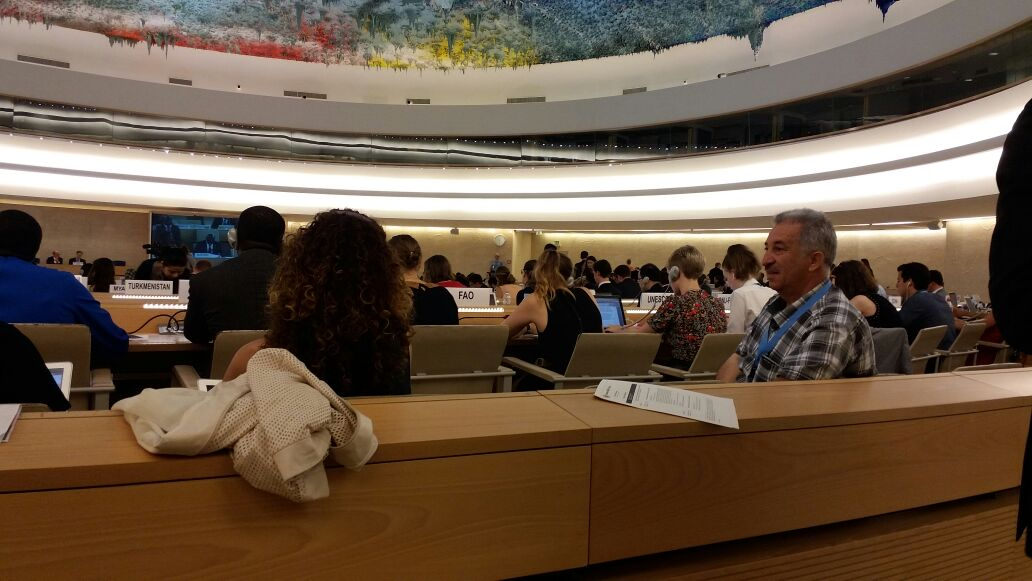 Photo of مشاركة مركز عمان في الدورة العادية الـ 35 في جنيف