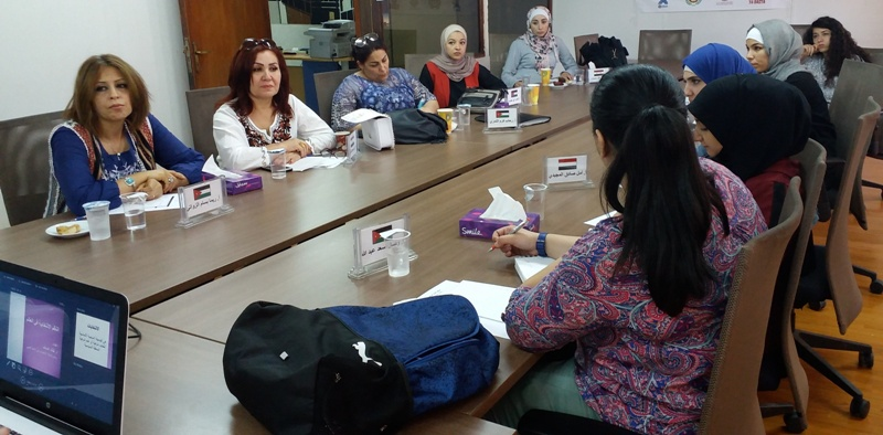 Photo of اختتام الدورة الثانية للمشاركات في الدفعة العاشرة  في برنامج  المعهد الأردني للقيادات النسائية