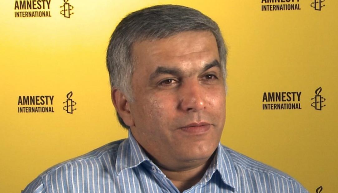 البحرين: اعتداء مشين على حرية التعبير بالحكم على نبيل رجب بالسجن خمس سنوات بسبب تغريدات