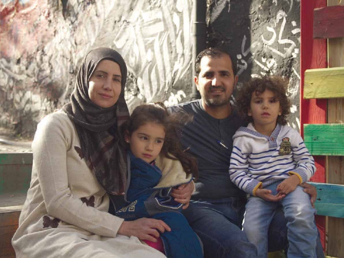 """Photo of """"بس بدّي إبني يعيش مثل باقي الأردنية"""""""