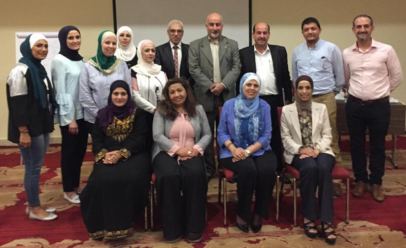 Photo of مركز عمان يشارك في ورشة عمل حول القانون الدولي للاجئين