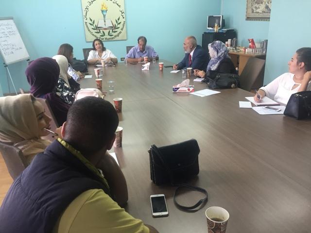Photo of لقاء حواري لجمعيات المساءلة الاجتماعية في الأردن